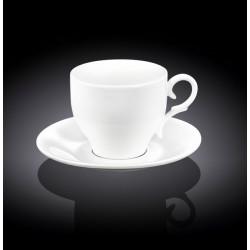 Чашка д-капучино&блюдце 170 мл Wilmax WL-993104