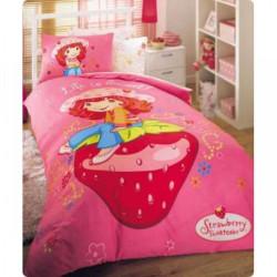 Постельное белье 160х220 подростковое Tac Disney - Sweet Strawbery