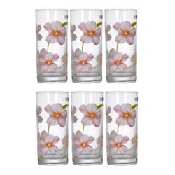Набор стаканов высоких 270мл-6шт Luminarc Sweet Impresion N0772