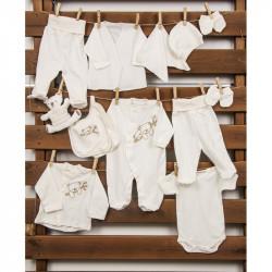 Детский набор в кроватку для младенцев Karaca Home - Koala (14 предметов)