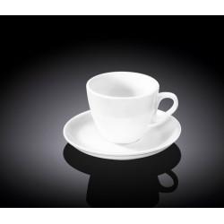 Чашка кофейная&блюдце 110мл Wilmax WL-993174