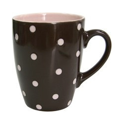 Кружка 320мл Milika Funny Dots Chocolate M0420-8024B