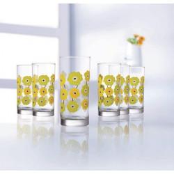 Набор стаканов высоких 270мл 6шт Luminarc Meline N0773