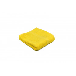 """Полотенце махровое Home Line """"Soft touch"""" 40х70 Желтое"""