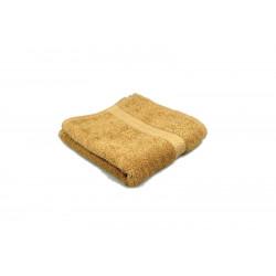 Полотенце махровое Home Line 40х70 Кофейное