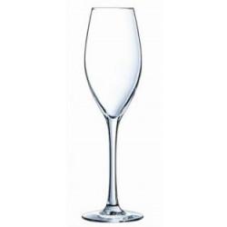 Набор бокалов для шампанского 240мл 6шт Wine Emotions Eclat L7591