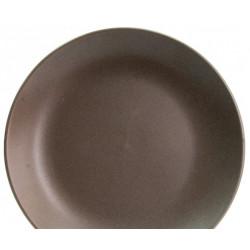 Тарелка обеденная 27см Milika Sesame Chocolate M0480-10589