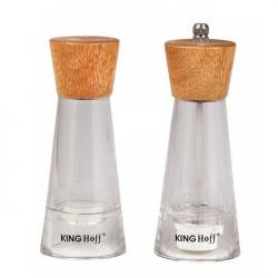 Мельница для перца и солонка KingHoff KH4680