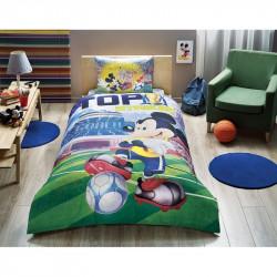 Постельное белье 160х220 подростковое Tac Disney - Mickey Mouse Goal