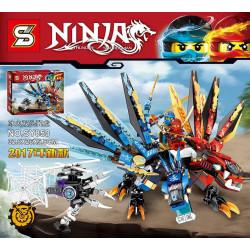 Конструктор 426д Senco Ninja SY850