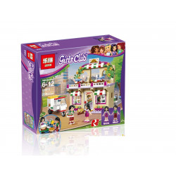 Конструктор 299д Lepin Friends 01011