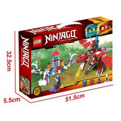 Конструктор JLB Ninjago 3D29 419д