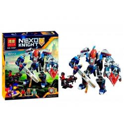 """Конструктор Bela Nexo Knights 10487 """"Робот короля"""" 387д"""