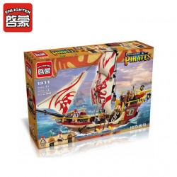 Конструктор Brick 1311 Legendary Pirates Корабль Мародеров 368д