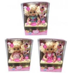 Кукла функциональная, музыкальная Baby Alive - 3 вида 36 см (24783ABC)