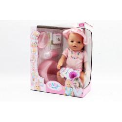 Пупс Zapf Baby born - 44 см (8006-8)
