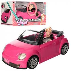 Машина 6633 с куклой