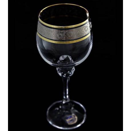 Бокалы для вина Bohemia Julia (43249) 190 мл-6шт