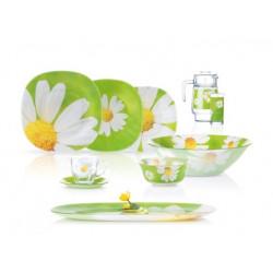 Сервиз столовый 46 пр Luminarc Paquerette Green N4870