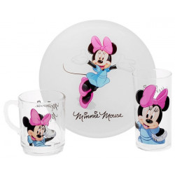 Набор 3пр Luminarc Disney Minnie Colors