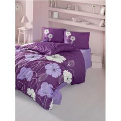 Комплект постельного белья евро LightHouse Bahar