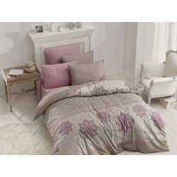 Комплект постельного белья евро LightHouse ranforce Dreamy
