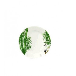 Тарелка десертная 20 см Бамбук 9081