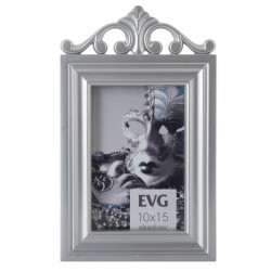 Рамка для фото 10х15см серебристая frame EVG ART 10X15 010 Silver ( T 10X15 010 Silver )