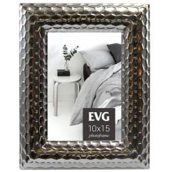 Рамка для фото 10х15см серебристая frame EVG ART 10X15 013 Silver ( T 10X15 013 Silver)