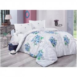 Постельное белье евро Aurora Home ранфорс - 903 V2