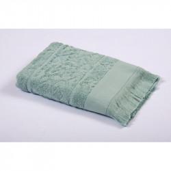 Полотенце махровое 70х140 Tac Royal Bamboo Jacquard - Mint