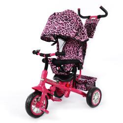 Велосипед 3-х колесный BT-CT-0005 Zoo-Trike TILLY T-342 Crimson 1