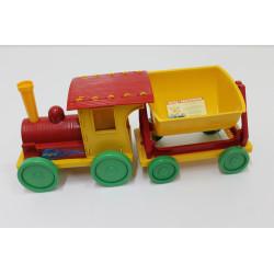 Поезд-конструктор с 1 прицепом 013115