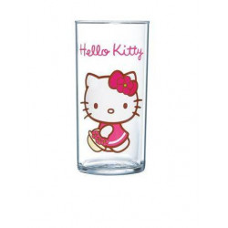 Стакан высокий 270мл Luminarc Disney Hello Kitty Pink H5481