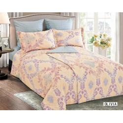 Постельное белье двухспальное Arya Olivia
