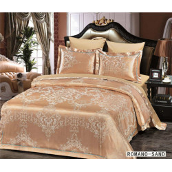 Постельное белье двухспальное Arya Romano