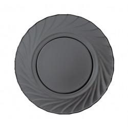 Тарелка обеденная 25 см Luminarc Trianon Graphite  (N5754)
