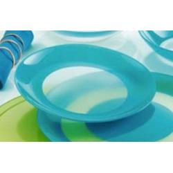 Тарелка десертная 20,5см Luminarc Simply Colors Blue J7673