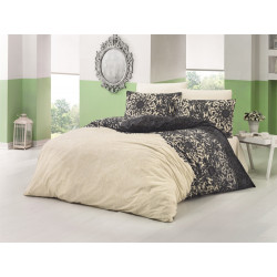 Комплект постельного белья евро LightHouse ranforce Bella