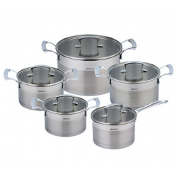 Набор посуды 10пр KingHoff KH1203