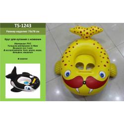 Надувной круг TS-1243