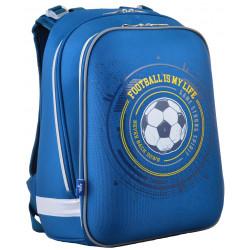 Рюкзак каркасный H-12 Football 1 Вересня 554593