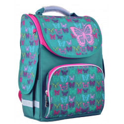Рюкзак школьный PG-11 Butterfly turquoise 1 Вересня 554449