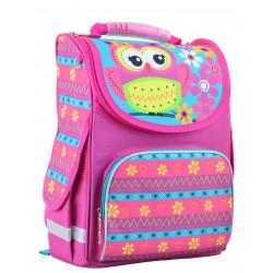 Рюкзак школьный PG-11 Owl pink 1 Вересня 554460