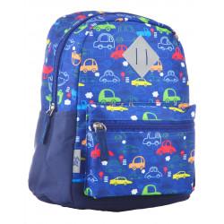 Рюкзак детский K-19 Cars 1 Вересня 555310