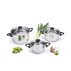 Набор посуды  BergHOFF Vision Prima 6 пр.1112473