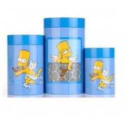 Набор банок BergHOFF Simpsons 3 шт (1500249)