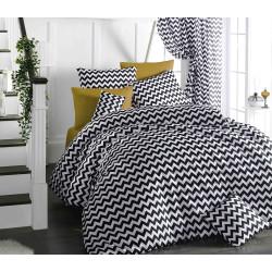 Комплект постельного белья евро LightHouse Zebra бежевый