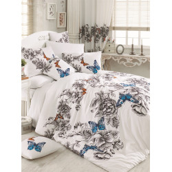Комплект постельного белья евро LightHouse Gulfem