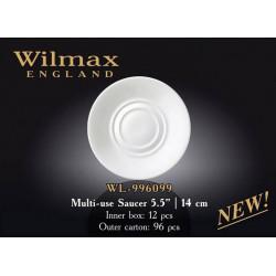 Блюдце универсальное 14см Wilmax WL-996099